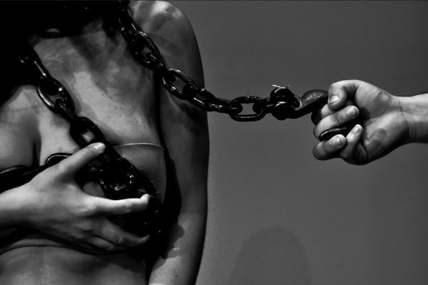 Травмы в сексуальном рабстве